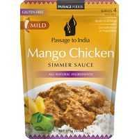 Passage To India Simmer Sauce Mango Chicken