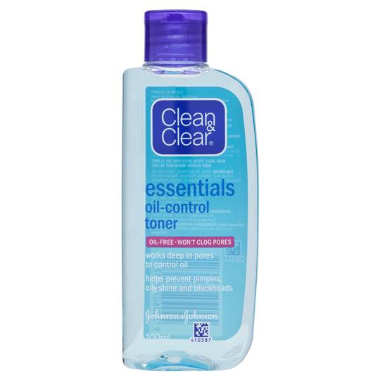Clean & Clear Essentials Toners Oil-control