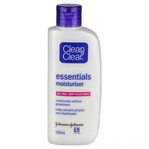 Clean & Clear Essential Face Cream Moisturiser