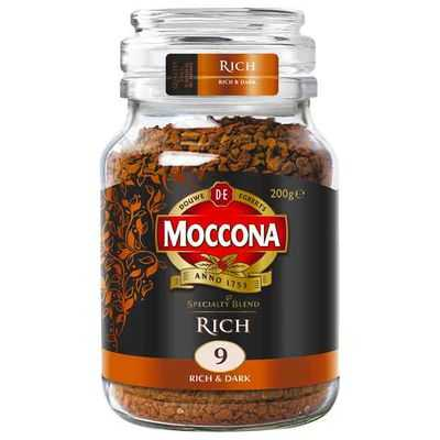 Moccona Rich Blend Coffee