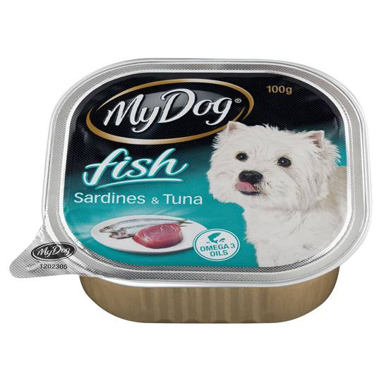 My Dog Adult Dog Food Fish Sardines & Tuna