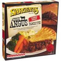 Sargents Premium Pies Angus Beef Family