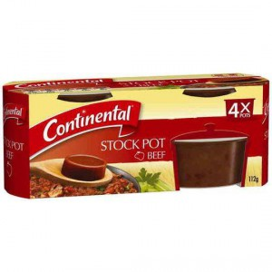 Continental Stock Pot Beef