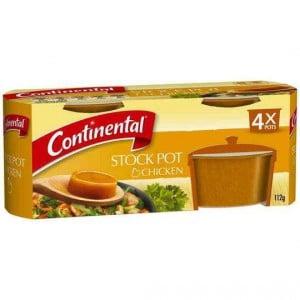 Continental Stock Pot Chicken