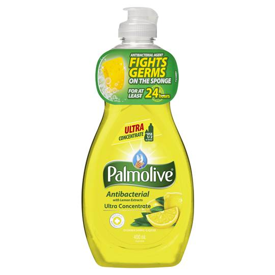 Palmolive Dishwashing Liquid Antibacterial Lemon