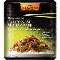 Lee Kum Kee Ready Sauce Stir Fry Cantonese Beef