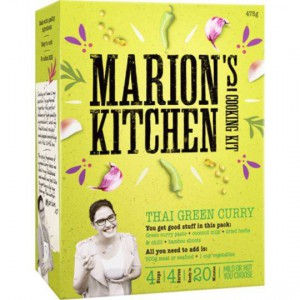 Marions Kitchen Meal Kit Thai Green Curry