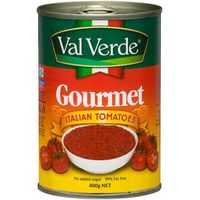 Val Verde Tomatoes Crushed