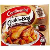 Continental Cook-in-bag Recipe Base Roast Chicken With Vegetables