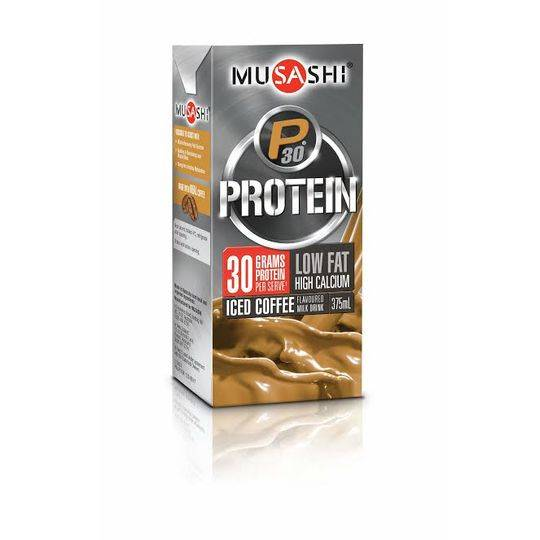 Musashi P30 Protein Drink Iced Coffee