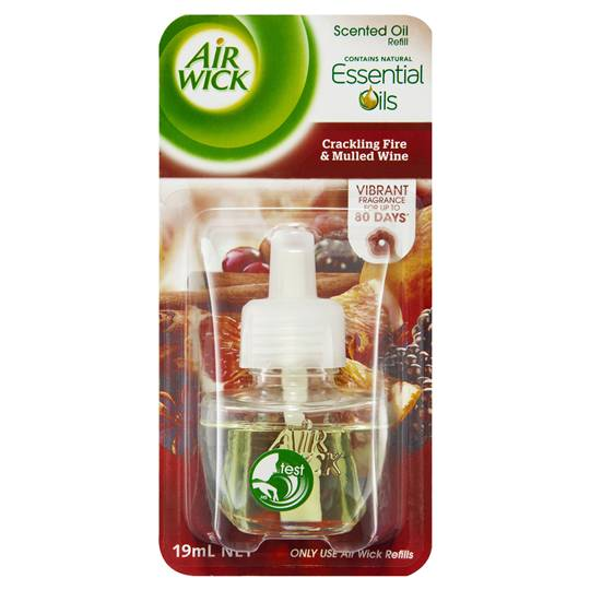 Air Wick Scented Oil Plug In Refill