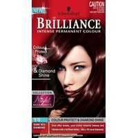 Schwarzkopf Brilliance 98 Dark Red Diamond