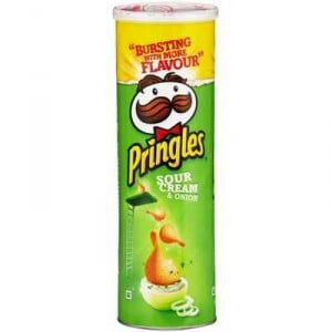 Pringles Share Pack Sour Cream And Onion