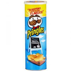 Pringles Share Pack Salt & Vinegar