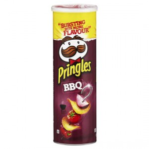 Pringles Share Pack Texas Bbq