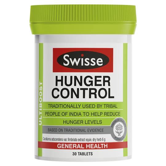 Swisse Ultiboost Hunger Control Tabs