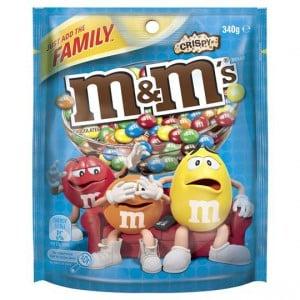 Mars M&m's Crispy
