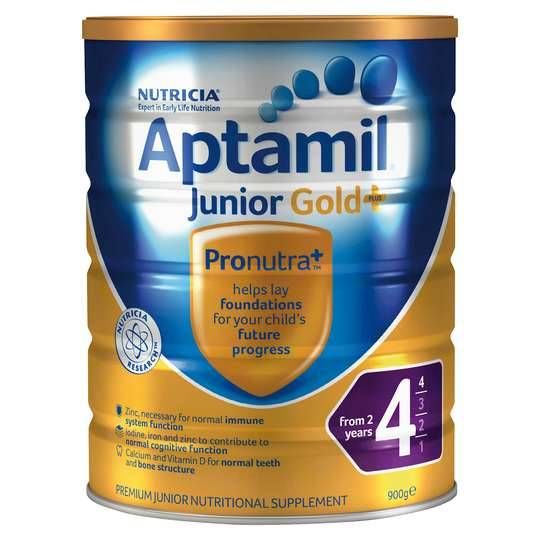 Aptamil Gold+ Junior Formula Stage 4 2 Years