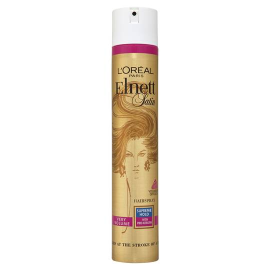 L'oreal Hair Spray Elnett Supreme Volume Hold