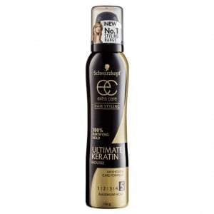 Schwarzkopf Extra Care Mousse Ultra Styling Extreme Hold
