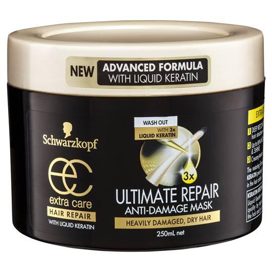 Schwarzkopf Extra Care Hair Treatment Ultimate Repair Anti Damage