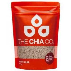 Chia Australia Seeds White
