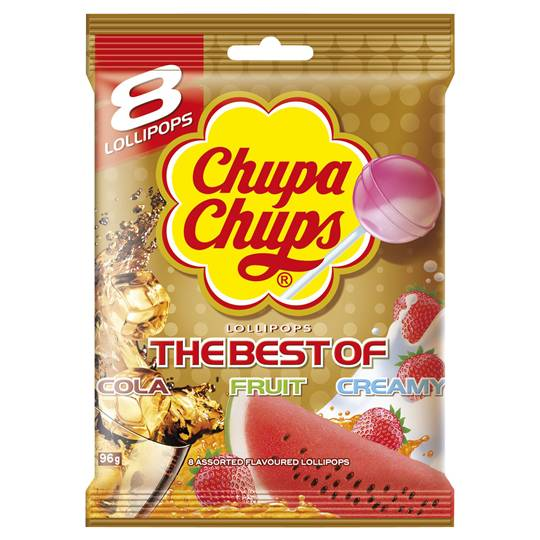Chupa Chups Lollipops Best Of