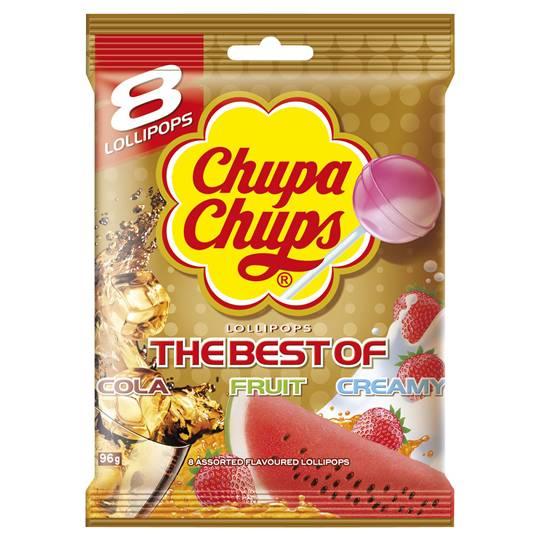 Chupa Chups Lollipops Best Of