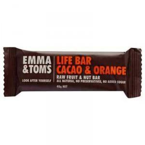 Emma & Tom Life Bars Cacao & Orange