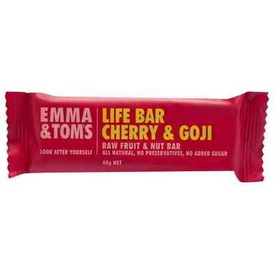 Emma & Tom Life Bars Cherry & Goji