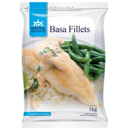 Shore Mariner Basa Fillets