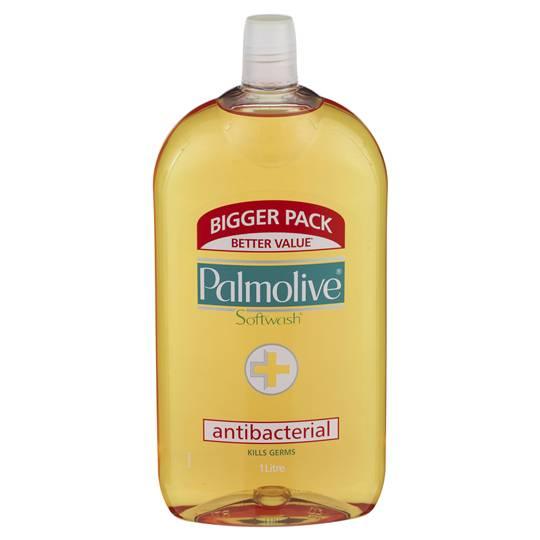 Palmolive Handwash Refill Antibacterial Soft