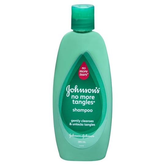 Johnson's Hair Care No More Tangles Shampoo