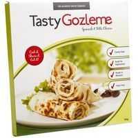 Tasty Gozleme Spinach & Fetta