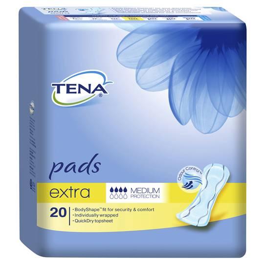 Tena Pads Fresh Odour Control Extra