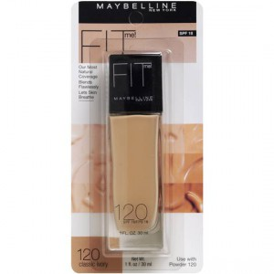 Maybelline Fit Me Foundation Liquid Classic Ivory