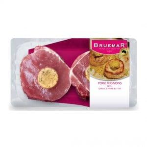 Bruemar Pork Mignon Steak Garlic & Herb
