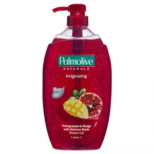 Palmolive Naturals Body Wash Pomegranate & Mango