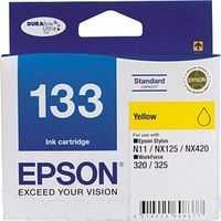 Epson Printer Ink 133 Yelow
