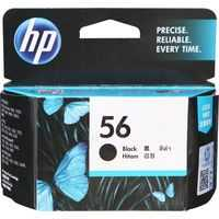 Hp Printer Ink 56 Inkjet Black