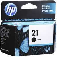 Hp Printer Ink 21 Inkjet Black
