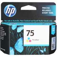 Hp Printer Ink 75 Tri-colour Inkprint