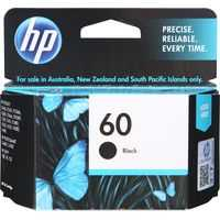 Hp Printer Ink 60 Black