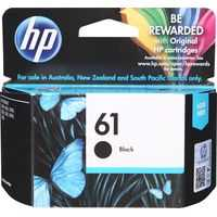 Hp Printer Ink 61 Black