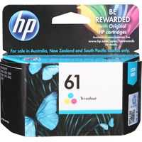 Hp Printer Ink 61 Tri-colour