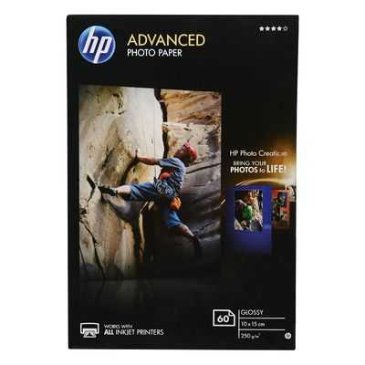 Hp Advanced Glossy Paper 4x6