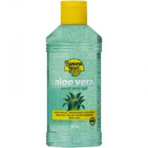 Banana Boat After Sun Aloe Vera Gel