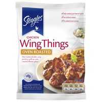 Steggles Chicken Pieces Ovenroasted Wings