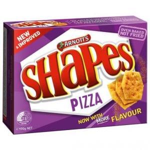 Arnott's Shapes Pizza