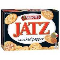 Arnott's Jatz Cracked Pepper